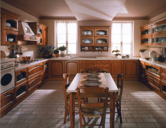 d706b8862c7c Napriek rôznym zmenám si rustikálne kuchyne udržujú svoj štýl z obdobia 19.  a prelomu 20. storočia. Iste v priebehu rokov prebehli zmeny hlavne vďaka  ...