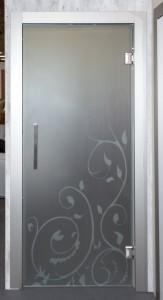 kyvné dvere interiérové